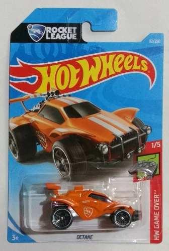 Hot Wheels Octane Rocket League Hw Game Over
