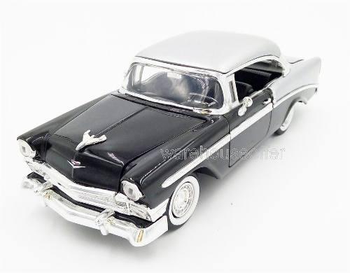 Jada  Chevrolet Bel Air Showroom Negro / Plata