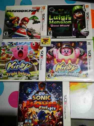 Kit De Juegos Para Nintendo 3ds