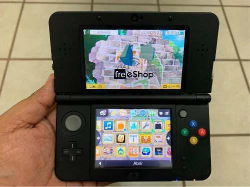 New Nintendo 3ds Como Nuevo Edicion Especial Juegos 64 Gb