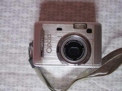 Pentax Optio S50 Camara Digital