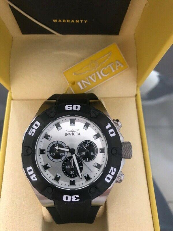 Reloj Invicta Cronografico Nuevo