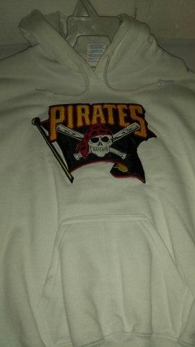 Sudadera De Niño Talla 6 De Los Piratas Mlb Béisbol
