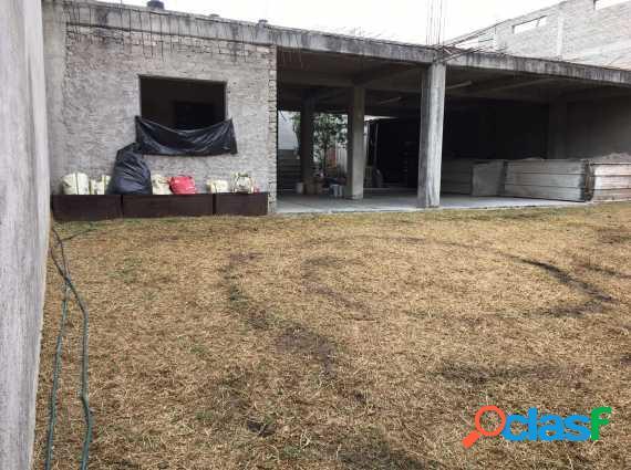 Terreno en venta, Col. Lomas del lago, Estado de México