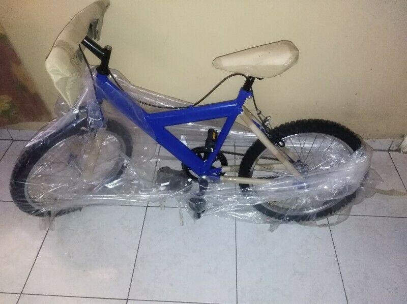 Vendo bicicleta nueva para niño