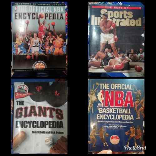 Encyclopedias Deportivas De Coleccion (350 Por Separado)