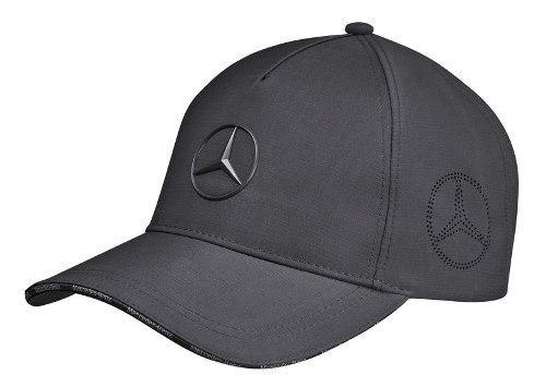 Gorra Caballero Mercedes Benz Amg Casual Estrella Metalica