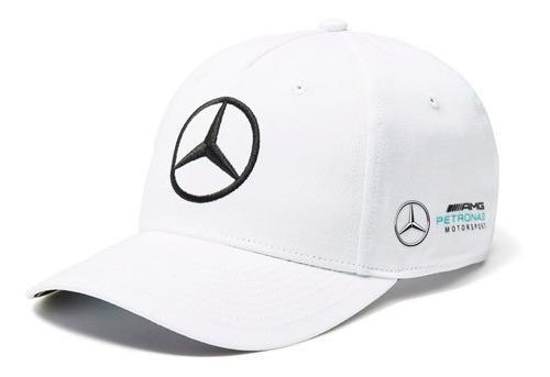 Gorra Equipo Original Mercedes Benz F1 Coleccion 2018