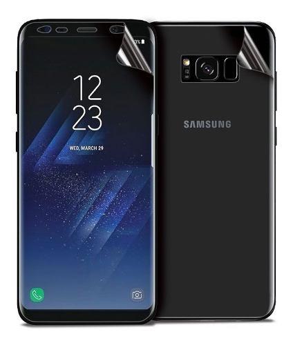 Mica Protector Delantero Y Trasero Samsung Galaxy S8 / S9 /