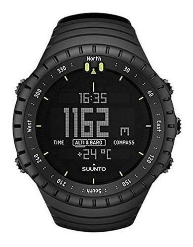 Reloj Deportivo Suunto Core All Black Military Para Hombre