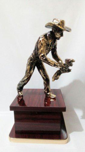 Trofeo Deportivo Gallo Figura