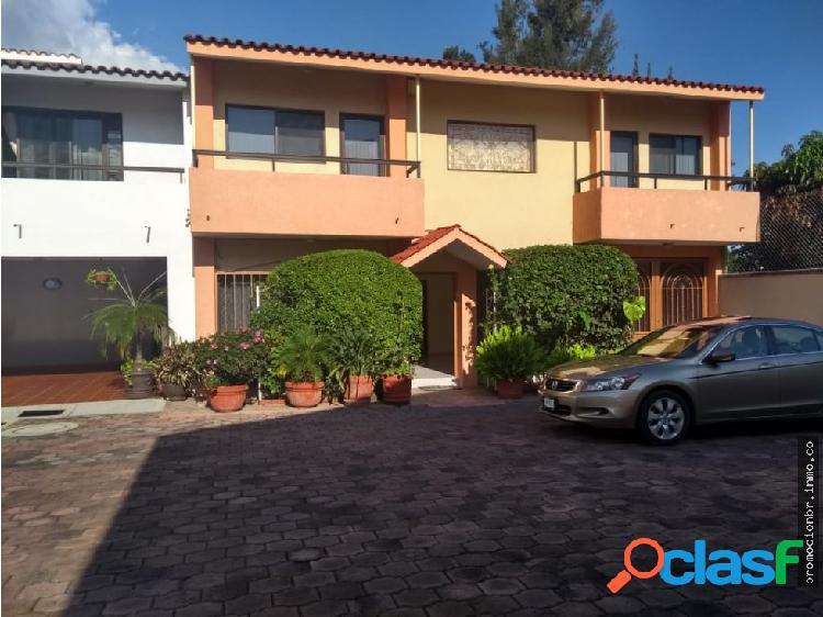 Venta o renta de Casa en Condominio en Jiquilpan