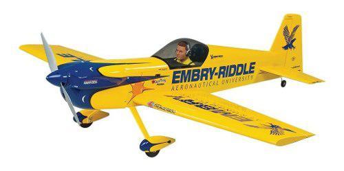 Avión De Radio Control Eagle 580 Matt Chapman Arf