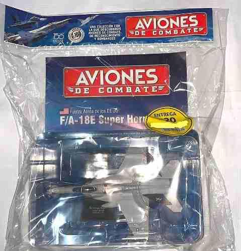Aviones De Combate #20 F/a-18e Súper Hornet U S Navy Salvat