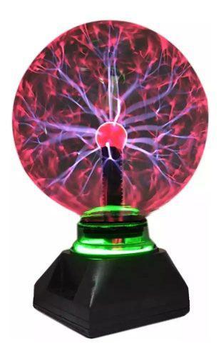 Esfera De Tesla Lampara De Plasma Musical La Mas Grande Rayo
