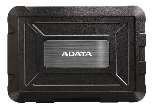 Gabinete Adata Ed600 Carcasa Disco Duro Usb 3.1 Uso Rudo