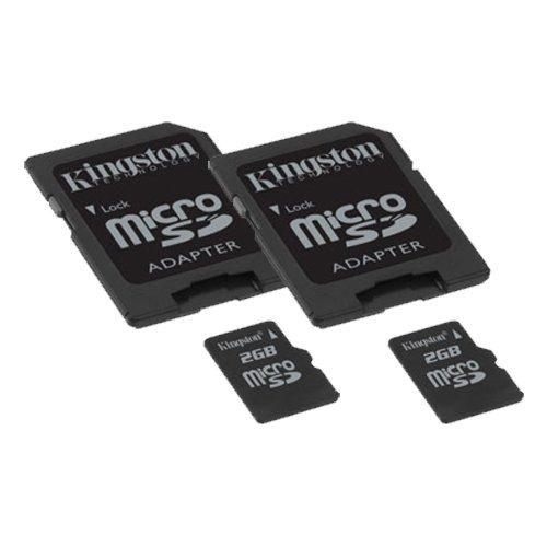 Htc D620u Tarjeta De Memoria Del Teléfono Celular 2 X 2gb T