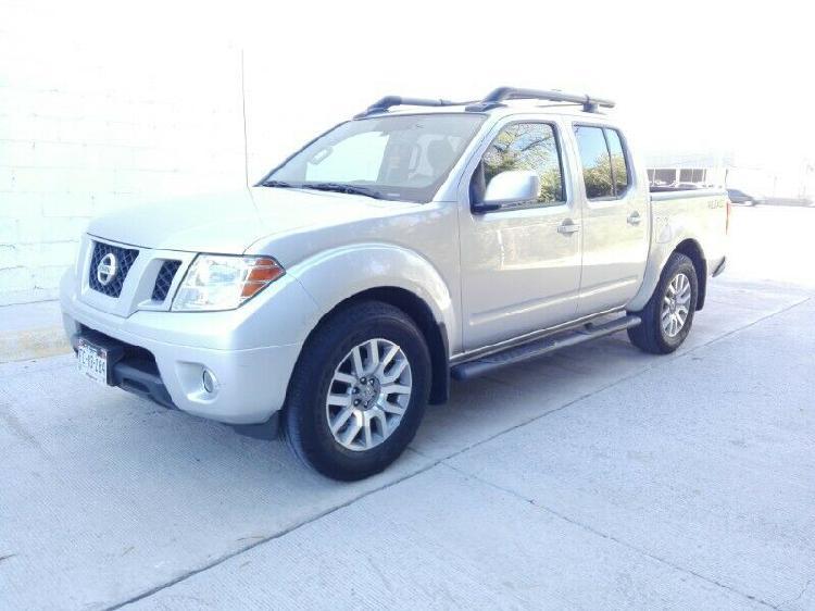 Nissan Frontier pro4x 2012