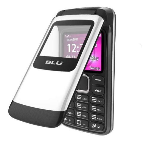 Nuevo Blu Zoey Flex 3g Telefono Celular Flip Barato Basico