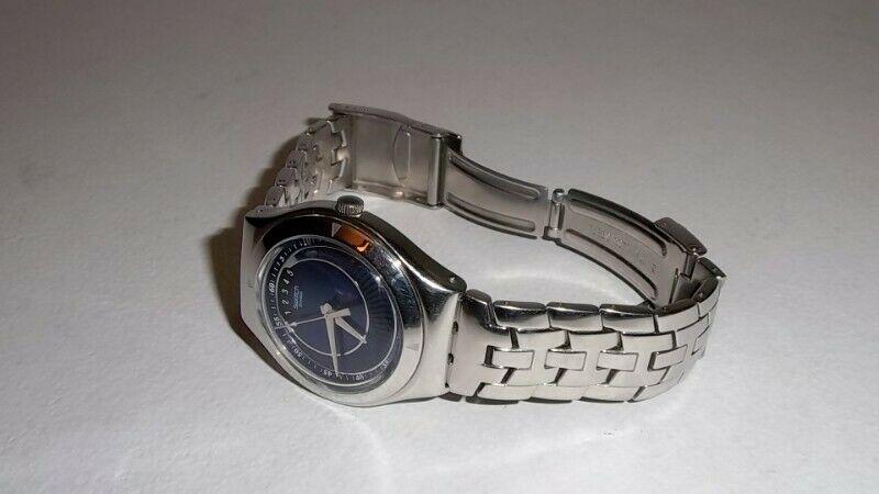 Reloj Suizo Swatch Irony V8 funcionando