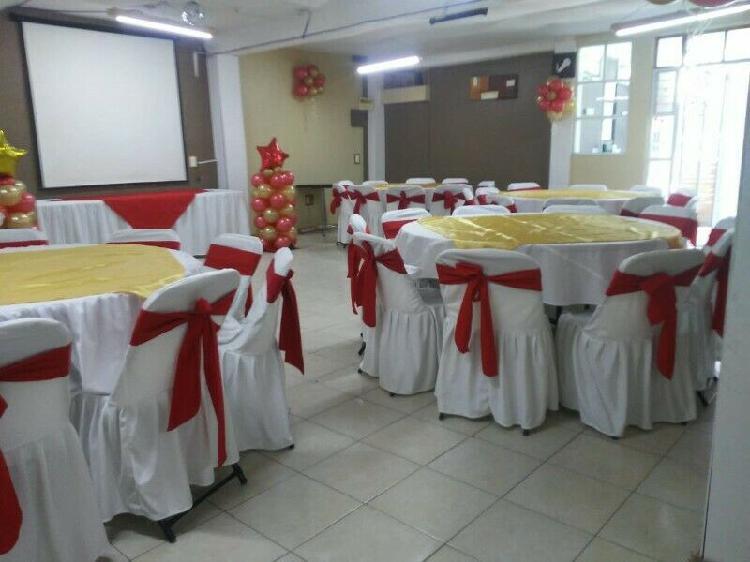 Salón de Fiestas Organización de Eventos Luz Y Sonido,
