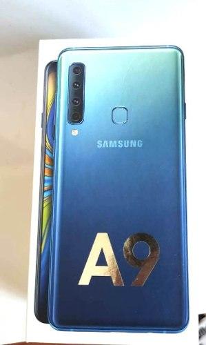 Telefono Celular Telcel Samsung Galaxy A9 Seminuevo Wow!!!