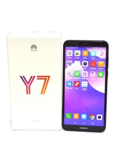 Telefonos Celulares Baratos Huawei Y At&t 16gb (g)
