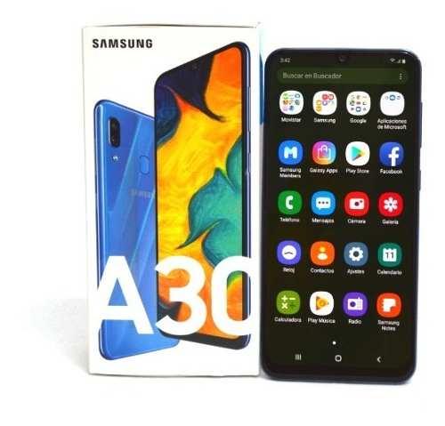 Telefonos Celulares Baratos Samsung Galaxy A30 Movistar (g)