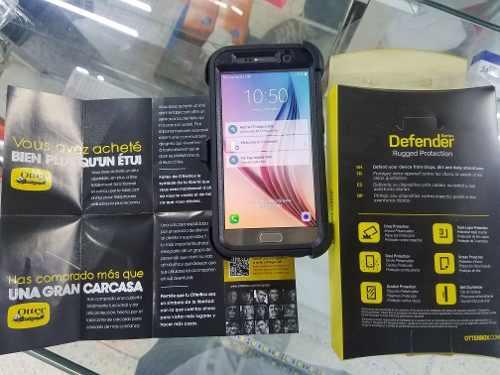 Teléfono Celular Samsung Galaxy S6 Uso Rudo.