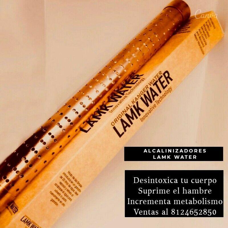 Alcalinizador de agua Lamk Water