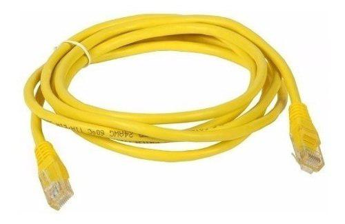Cable De Red Ethernet Rj45 1 Metro Nuevos Color Gris
