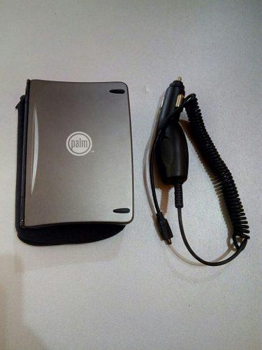 Combo De Teclado Portatil Y Cargador De Auto Para Palm.