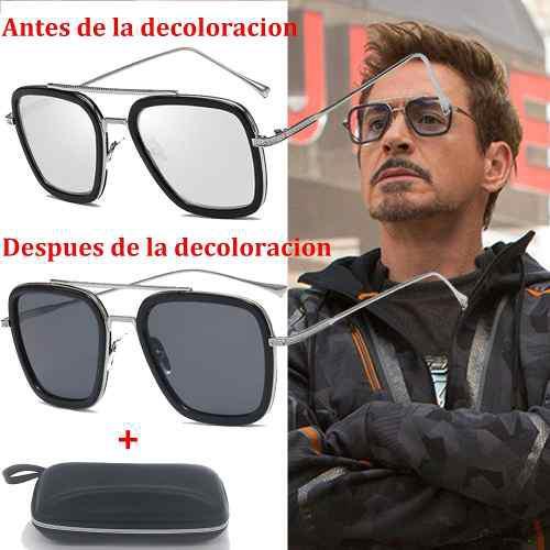 Gafas De Sol Polarizadas Iron Man Edith Gafas De Sol