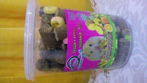 Quality Nutricubo 500 Gr Alimento Para Hamster