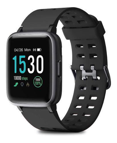 Smartwatch Reloj Inteligente Para Ios Android Impermeable