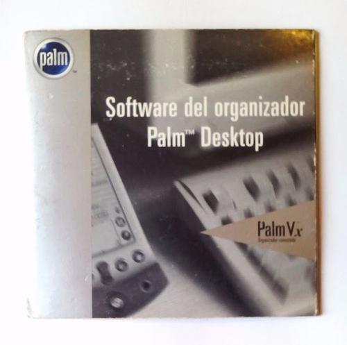 Software Original Cd Para Palm Vx Usado En Perfecto Estado