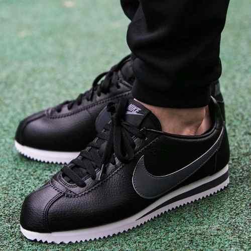 Tenis Nike Cortez // De Piel // (talla # 5 Al 10 Mx) En Caja