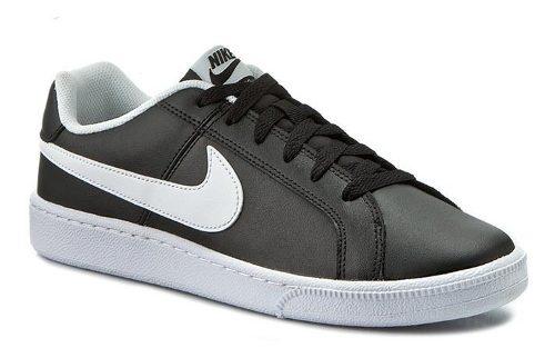 Tenis Nike Hombre Court Royale Clásico Casual Piel Original