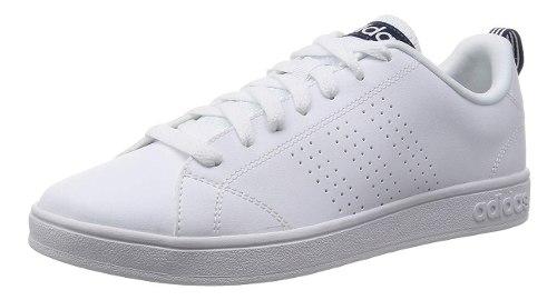 Tenis adidas Advantage Cl Color Blanco Para Caballero
