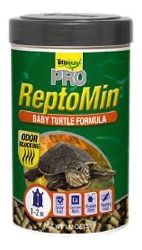 Tetra Tetrafauna Pro Reptomin Baby Turtle Formula 32 G.