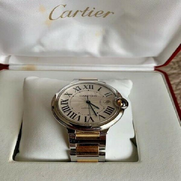Vendo Relojes Cartier Ballon Blue y Pasha