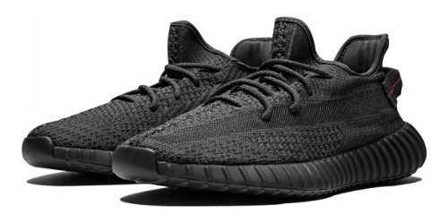adidas Yeezy Boost 350 V2 Black Static All Reflective