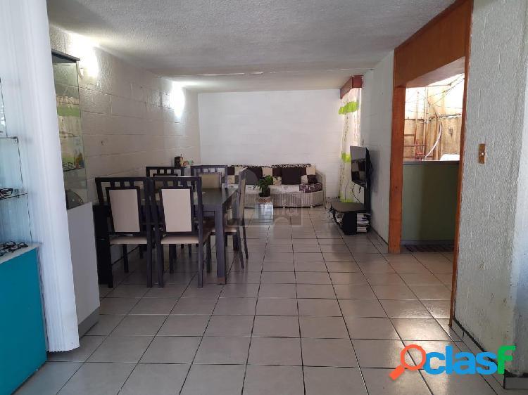 Casa en condominio en venta en Las Vegas, Texcoco, México