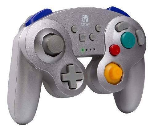 Control Inalambrico Gamecube Para Nintendo Switch /u
