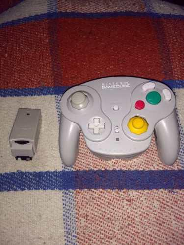 Control Para Gamecube Inalambrico Original