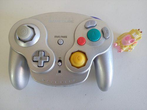 Control Wavebird Gamecube Platinum Y Receptor + Envío