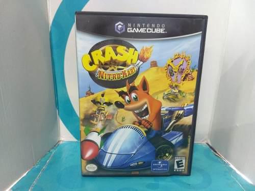 Crash Nitro Kart - Nintendo Game Cube - Completo