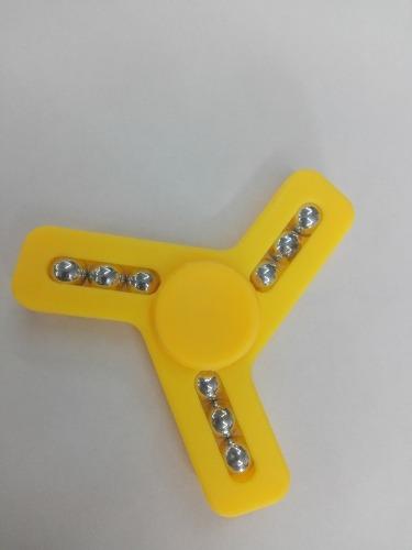 Fidget Hand Spinner Helice Antiestres Juguete Concentracion