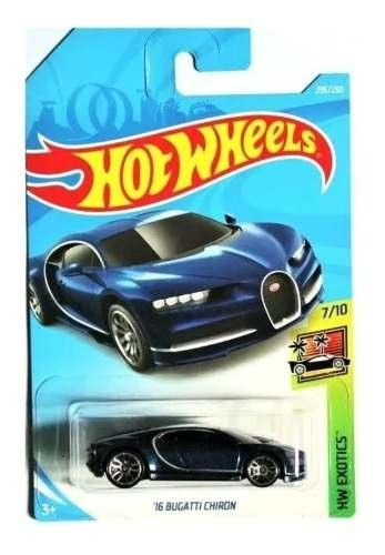 Hot Wheels '16 Bugatti Chiron