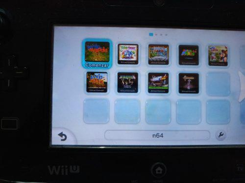 Juegos N64. Game Cube Para Wiiu Store Nintendo